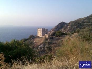 Naxos, venetiaanse toren