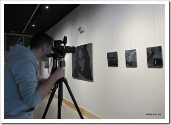 Zwart Licht, fotograaf Kevin van Photomatic Design in actie
