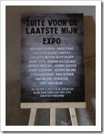 Suite voor de laatste mijn Expo aankondiging