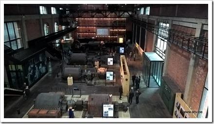 Suite voor de laatste Mijn - Expo in ZLDR Luchtfabriek