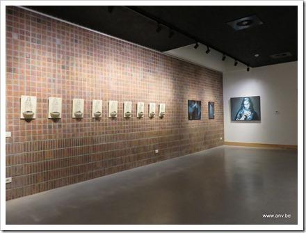 tentoonstelling Zwart Licht - An V. - locatie GC De Plak (foto 3)