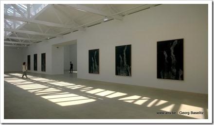 Tentoonstelling Baseltiz in Galerie Ropac Paris Pantin