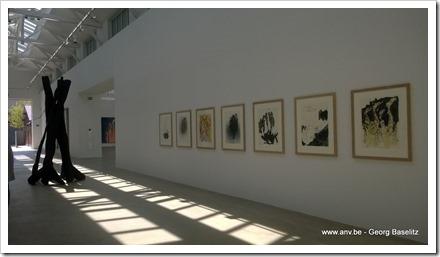 Tentoonstelling Baseltiz in Galerie Ropac