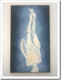 Nieuw werk van Georg Baselitz in Galerie Ropac