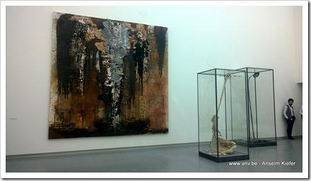 Tentoonstelling Kiefer at Musée Rodin
