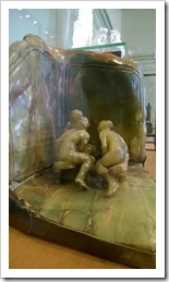 Camille Claudel - Les causeuses, onyx en brons, 1897