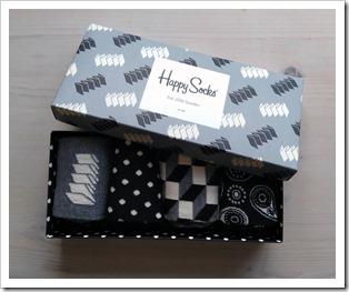 Happy Socks cadeau doosje sokken