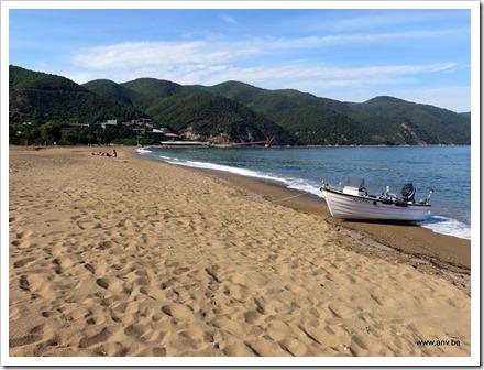 Stratoni strand