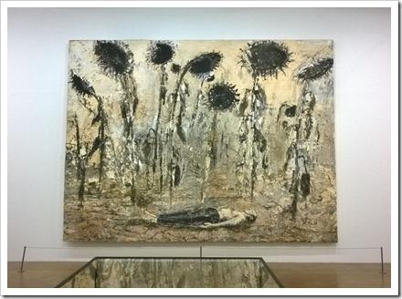 """""""Die Orden der Nacht"""" van Anselm Kiefer in Centre Pompidou (2016)"""