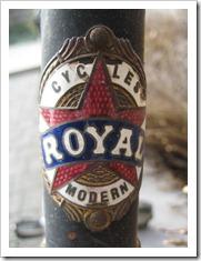 Cycles Royal Modern