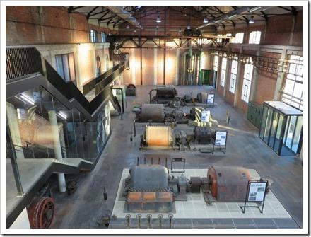 compressorenhal ZLDR luchtfabriek