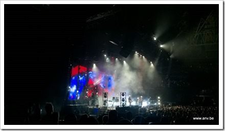 The Cure - Sportpaleis 12 nov. 2016 (anv.be)