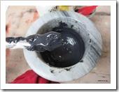 zwarte steenkoolverf - anv