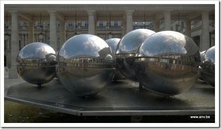 Palais Royale - jeu de boules ;-)