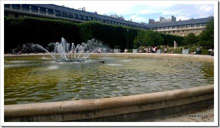 Palais Royale - fontein