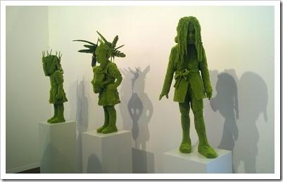 Art Brussels 2017 - Kim Simonsson @ Galerie ForsBlom