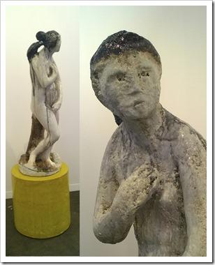 Art Brussels 2017 - Johan Creten @ Almine Rech Gallery