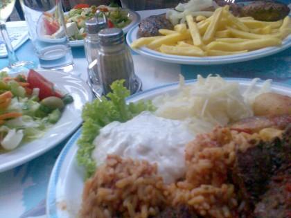 Grieks eten bij Akropolis Hasselt