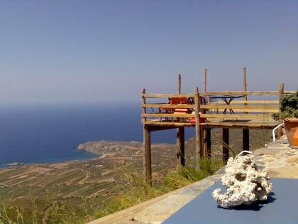 onderweg in Kreta