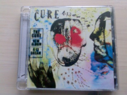 The Cure CD  4:13