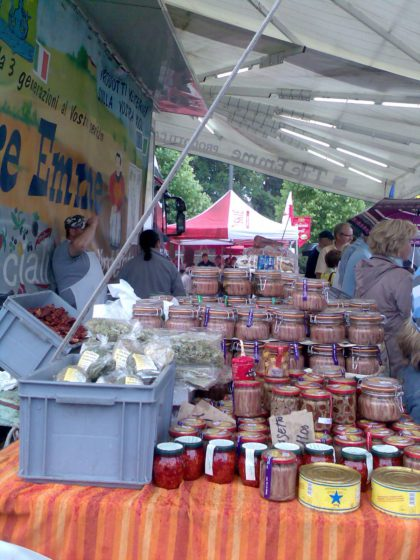 Europese markt in Hasselt