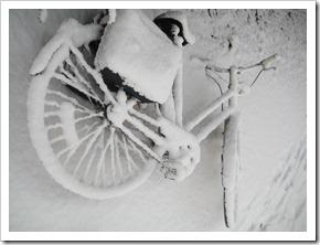 17 december - fiets (gelukkig niet de mijne ;-)