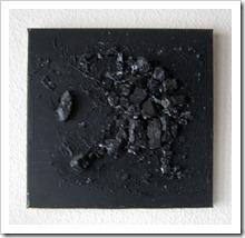 olieverf & steenkool op doek, 1992, AnV.