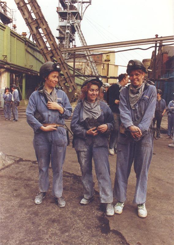 Project steenkool anv - Zolder stelt fotos aan ...