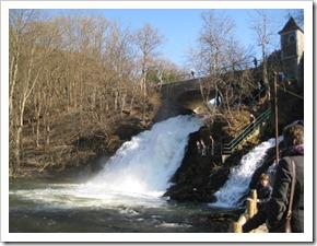 waterval van Coo