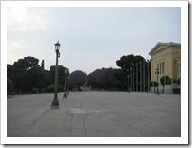 Athene - Zappeion aan het Nationale Park