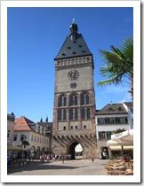 Speyer - Oude poort