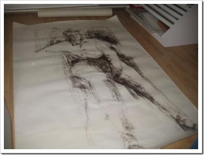 tekening door AnV., 1991