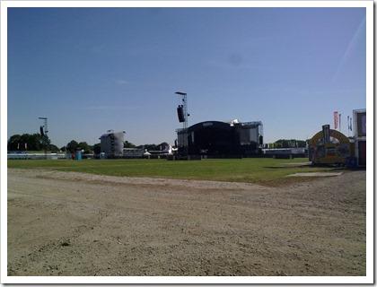 weide pukkelpop voor start festival
