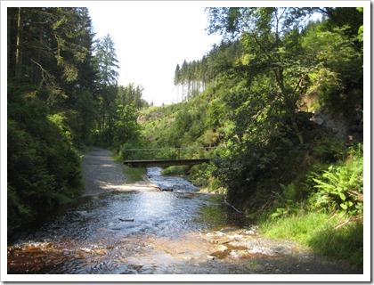 Ardennen, brugje voor