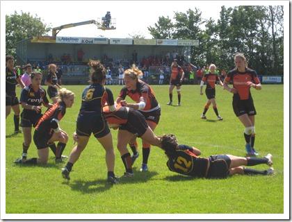 rugbytornooi op Ameland, 2012