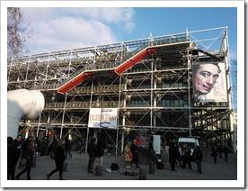 Centre Pompidou, 20 februari '13