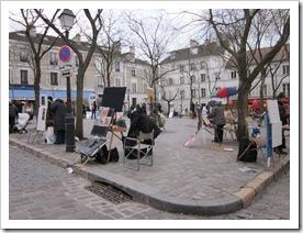 Montmartre, 21 februari '13