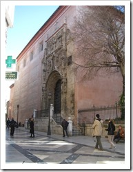 Malaga straat
