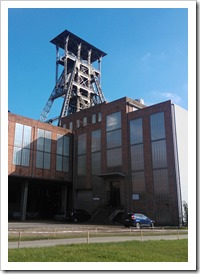 Electriciteitscentrale koolmijn Beringen