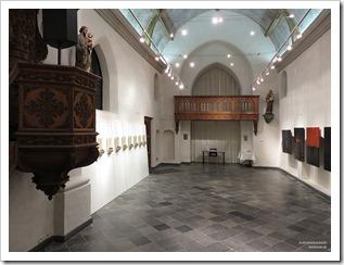 """17 tentoonstelling """" St.-Barbara """" schilderijen en keramiek van An Vanderlinden"""