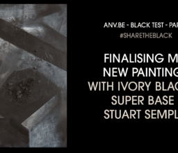 Video 3: Blackest Black – Test PART 3 – #ShareTheBlack