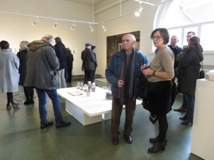 Opening tentoonstelling Charbon de Beringen, Casino Beringen
